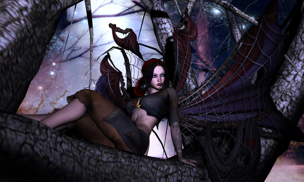 Gothic Fairy by Aphrodite NS 1024x614