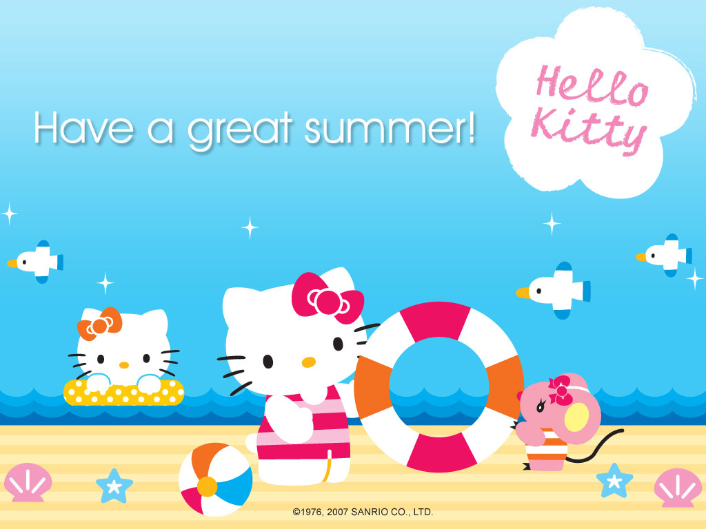 fans now summer is coming and do you want have a summer vacation 1024x768
