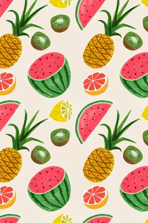 Wallpapers Fruit Wallpapers Patterns Wallpapers Small Kitchens 513x770