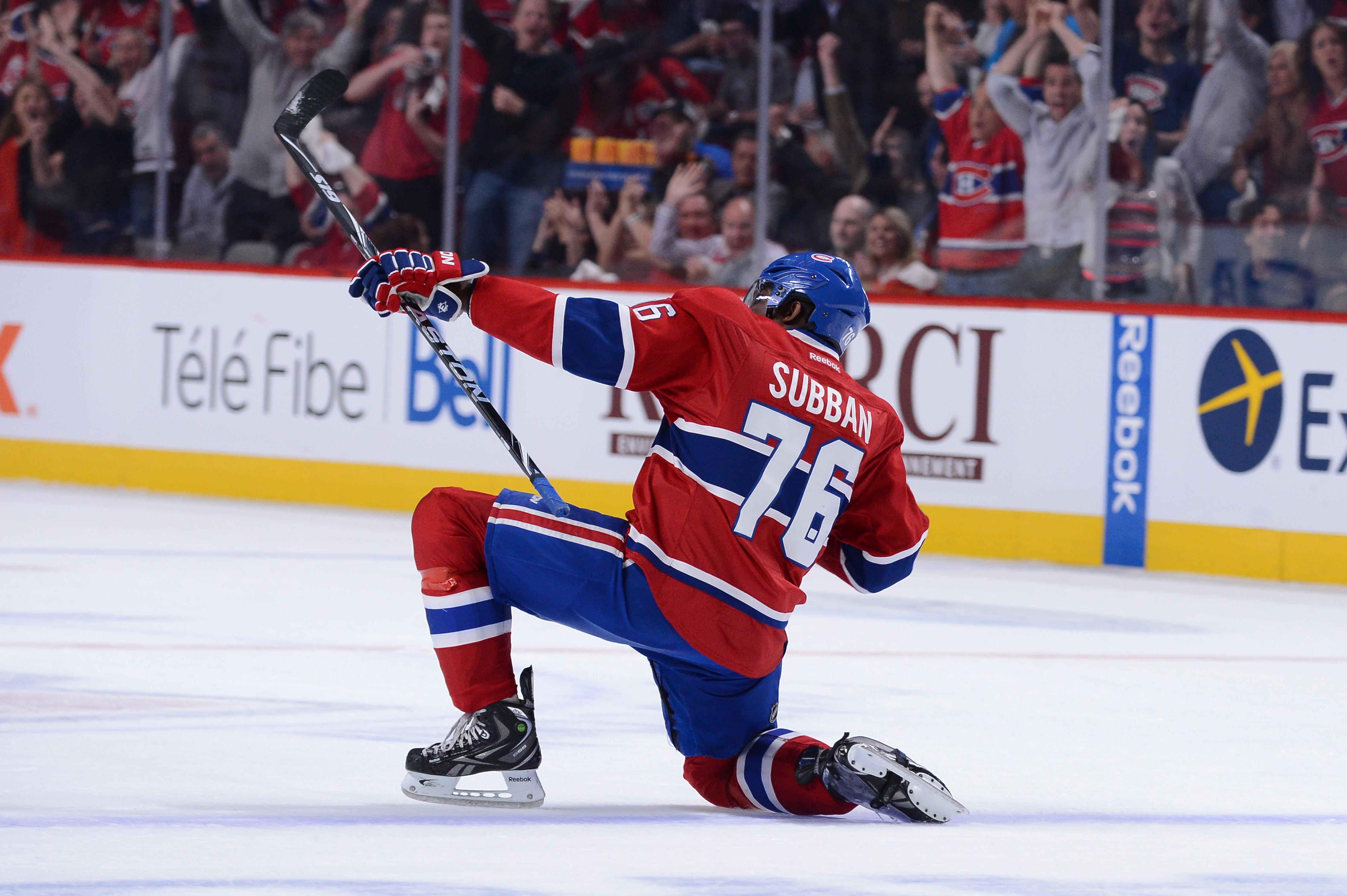 Top 20   PK Subban   1   Montral Canadiens 4928x3280