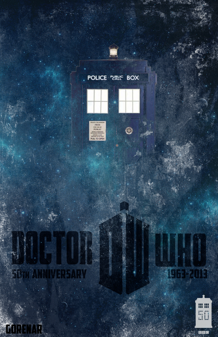 Doctor Who 50th Iphone Wallpaper Doctor who 50th anniversary by 700x1080