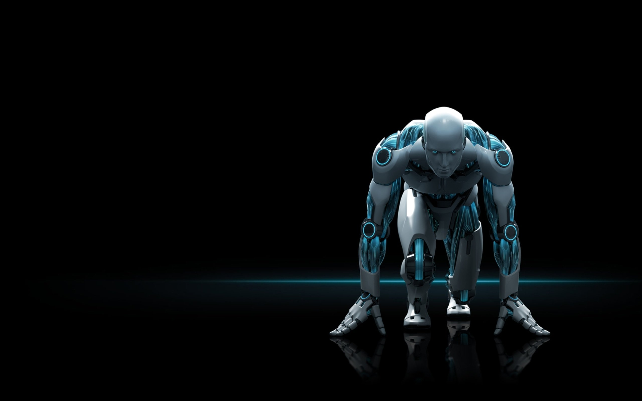 Sci Fi Robot Wallpaper HD 17 High Resolution Wallpaper Full Size 2560x1600