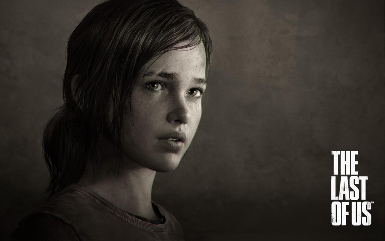 Ellie   The Last of Us wallpaper 14783 1280x800