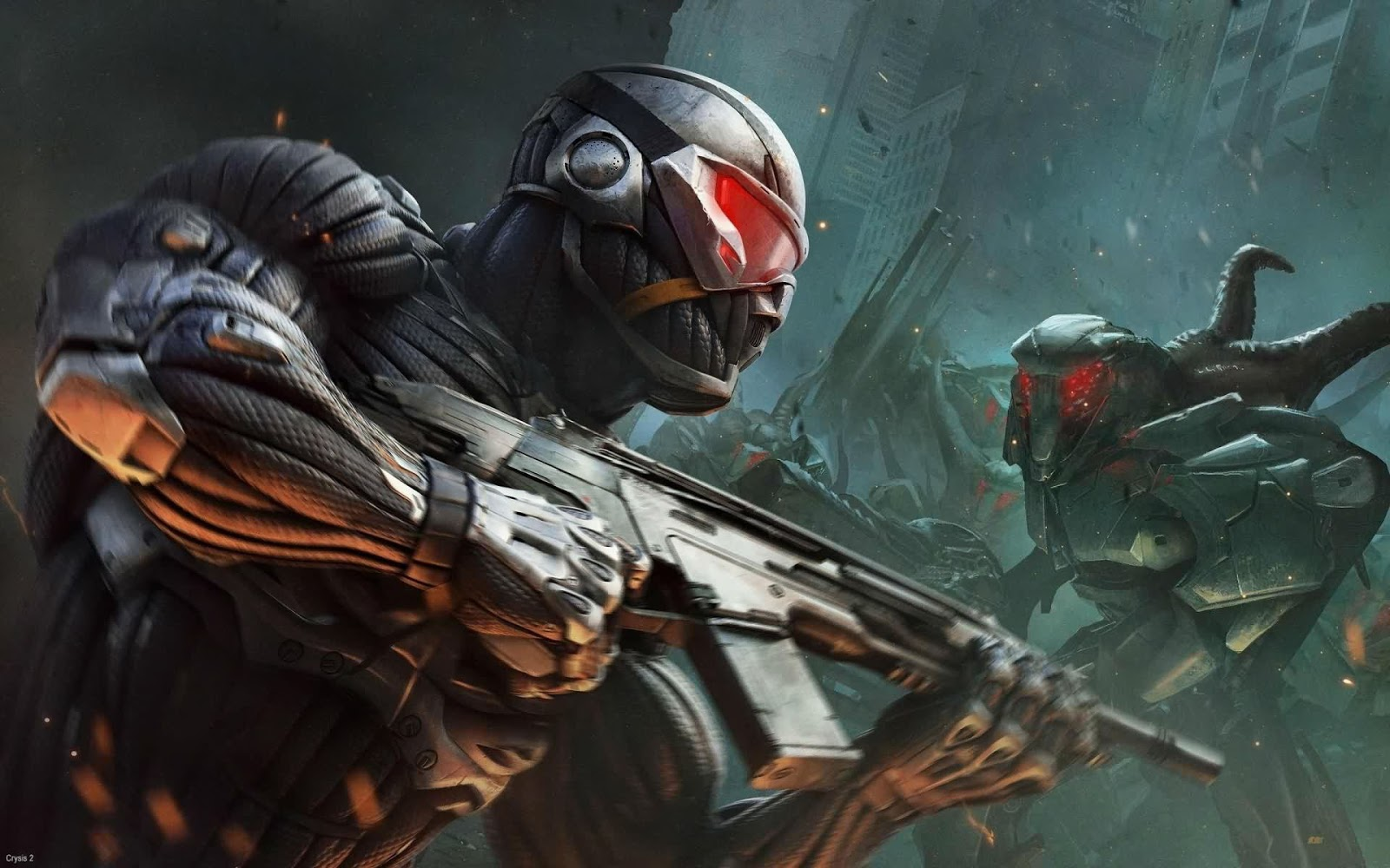 Get Out Games Crysis 3   Wallpapers Full HD 1600x1000