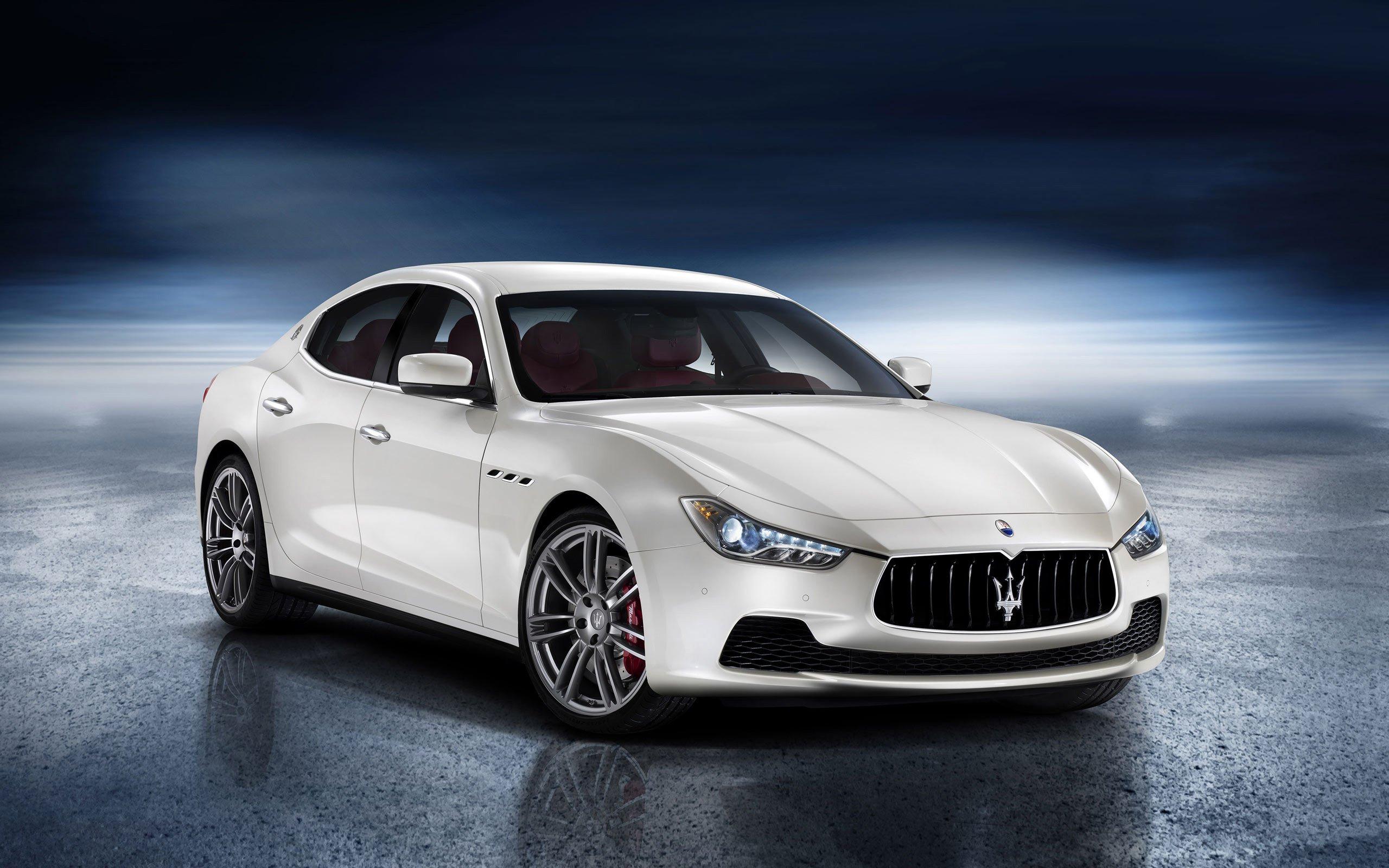 2014 Maserati Ghibli Wallpaper HD Car Wallpapers 2560x1600