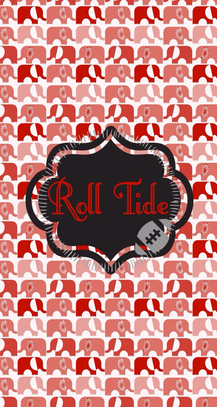 wallpapers tide rolls alabama wallpaper alabama rolls alabama football 736x1377