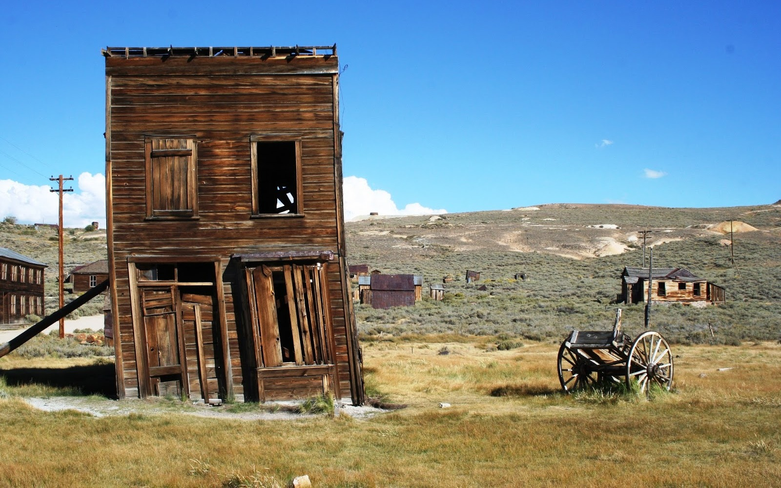 a ghost town with a quad Ghost town loop is a mountain biking adventure located in or near westcliffe, co enjoy & research westcliffe, colorado with trail guides, topo maps, photos, reviews & gps routes on trailscom.