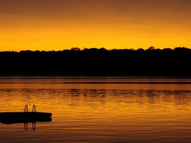 Wallpaper Gold Sky Balsam lake Ontario Canada   Photos and 630x473