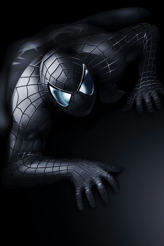 Spider Man iPhone 4 Wallpaper and iPhone 4S Wallpaper 640x960