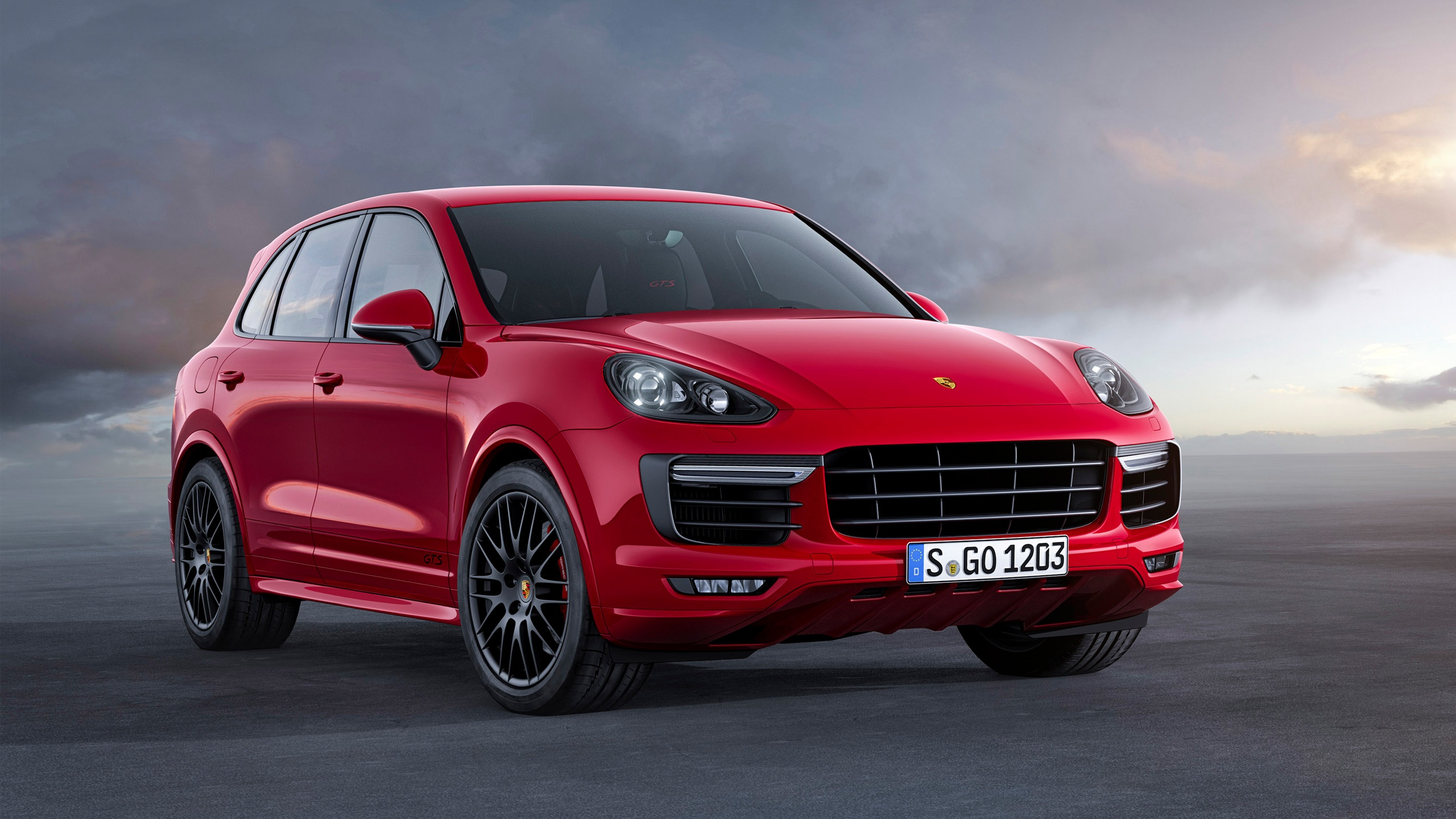 2015 Porsche Cayenne GTS Wallpaper HD Car Wallpapers 2560x1440