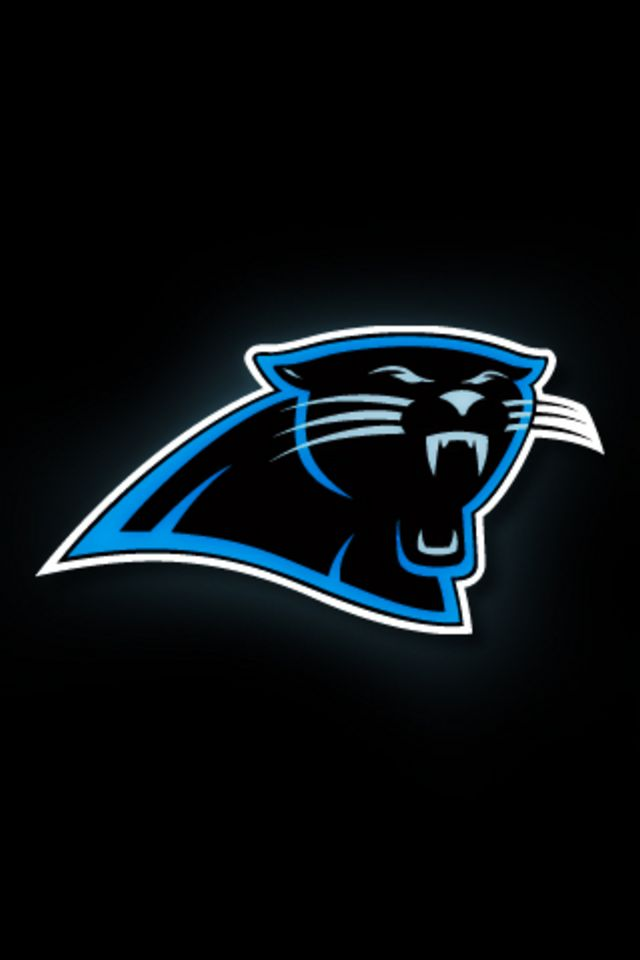 49 carolina panthers wallpaper for phone on wallpapersafari - Carolina panthers mobile wallpaper ...