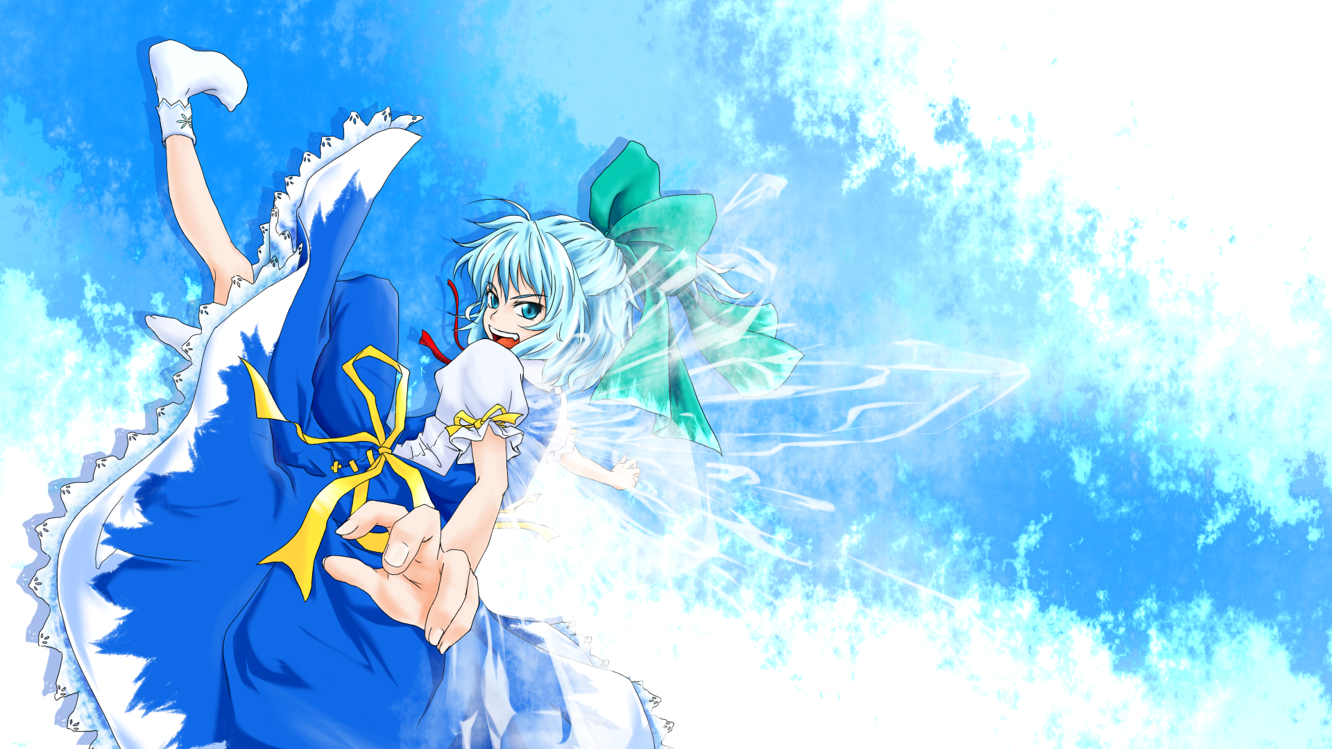 touhou project wallpaper wallpapersafari