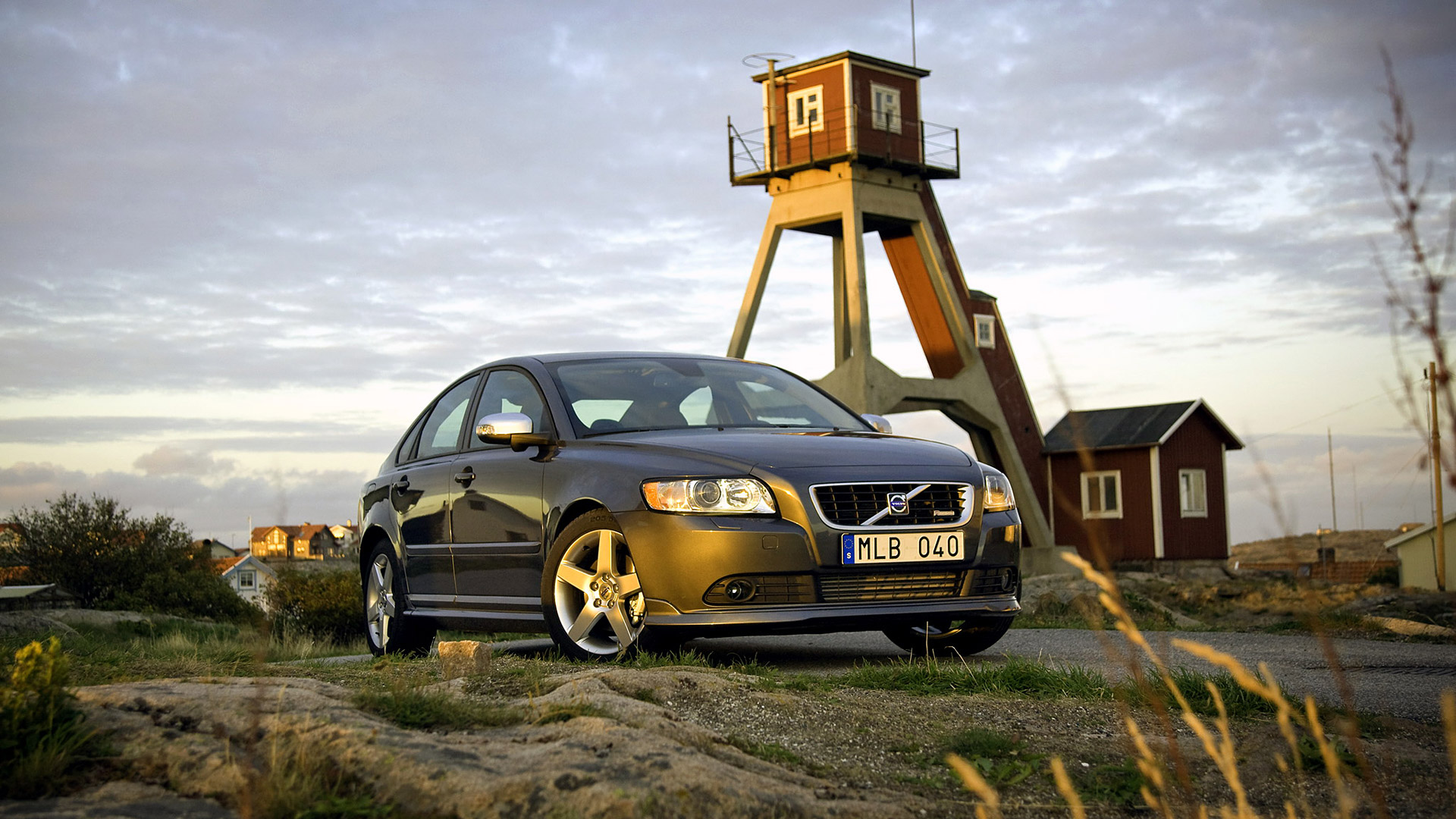 2008 Volvo S40 R Design Wallpapers HD Images   WSupercars 1920x1080