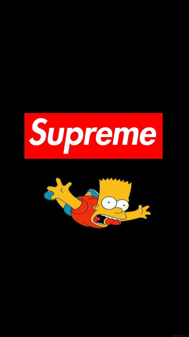 LiftedMilesOG Supreme Creation The Simpsons CreatedResearch 640x1136