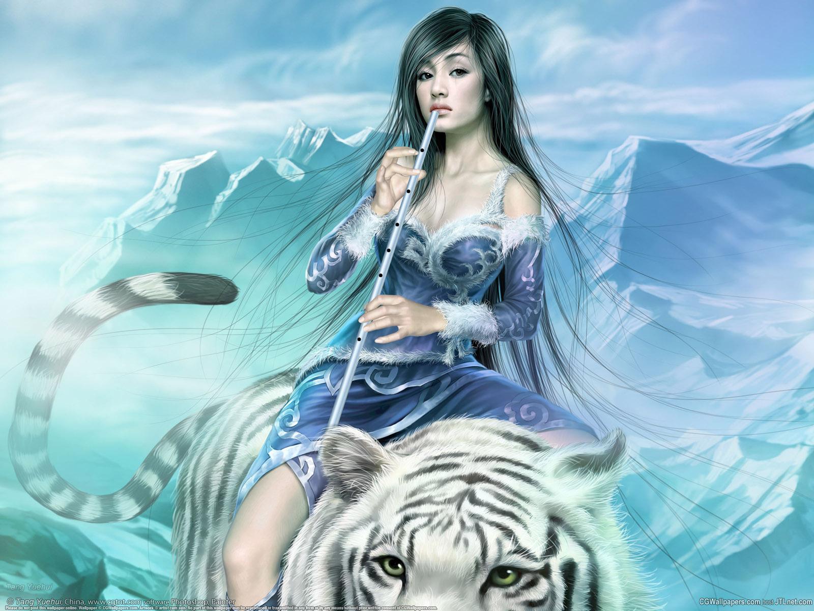 Fantasy Art Wallpapers Desktop Wallpapers 1600x1200