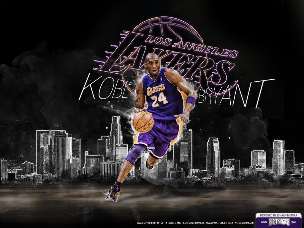 Kobe Bryant 1024x768