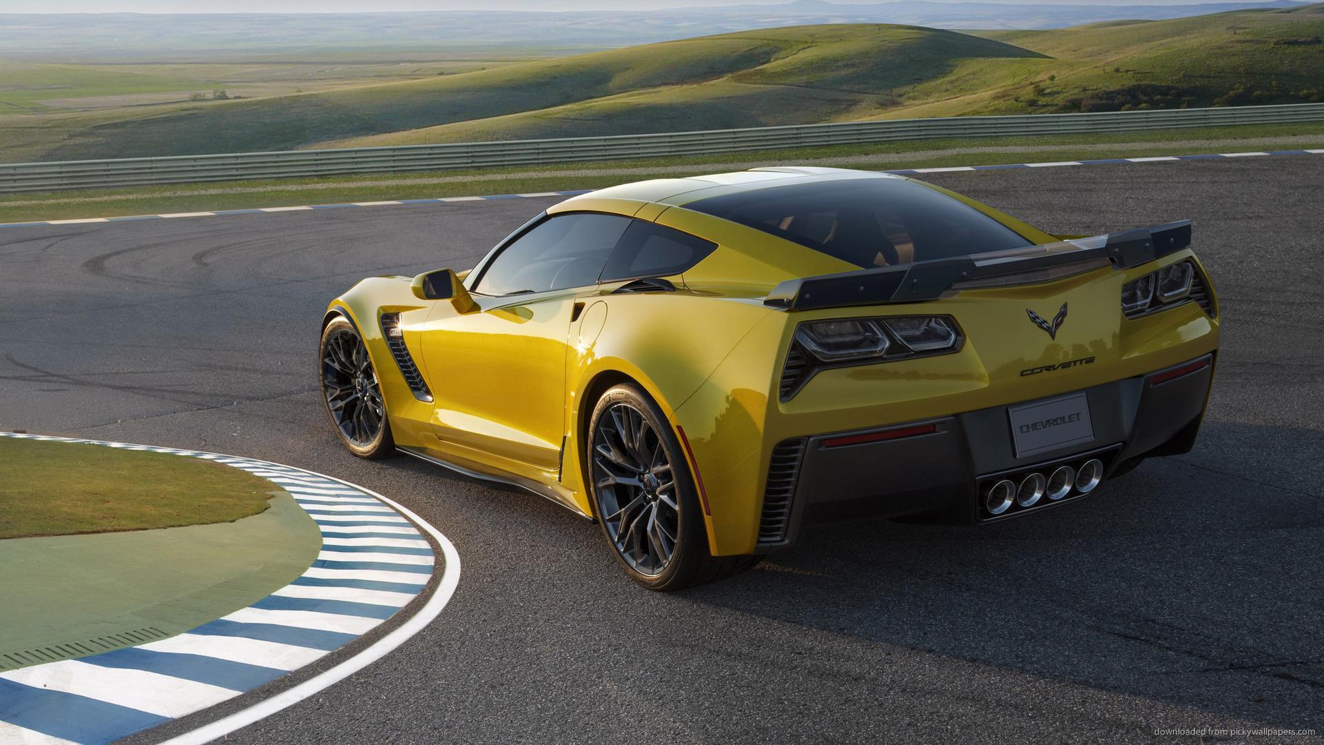 2015 Chevrolet Corvette Z06 Back Picture For iPhone, Blackberry, iPad ...