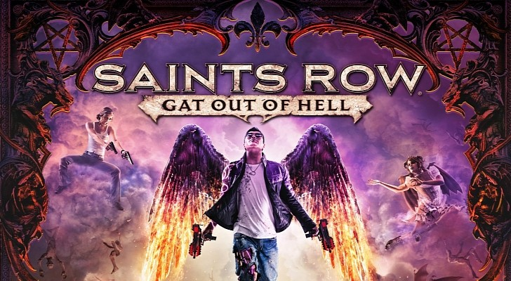 Saints Row 4 Gat Out of Hell Allows Gamers to Battle the Devil 728x400