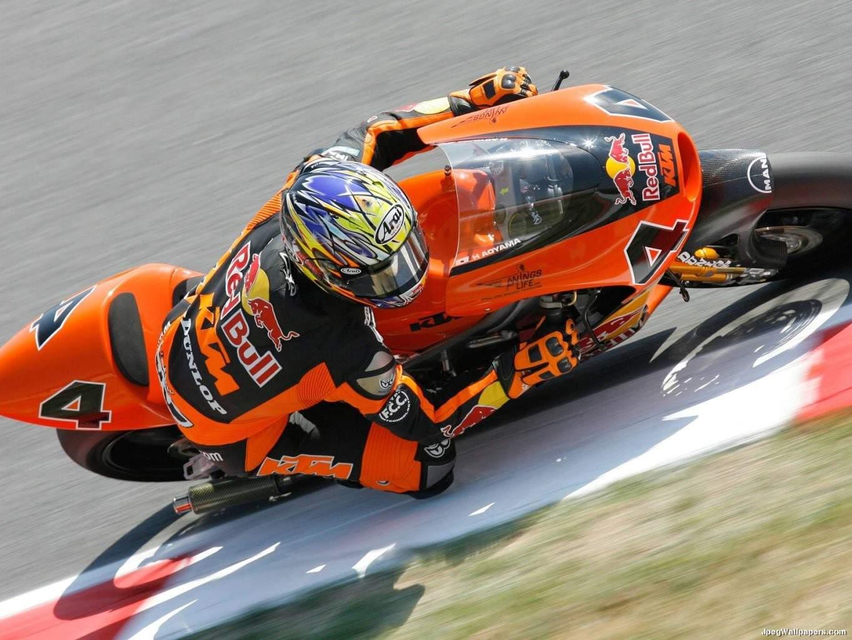 KTM Racing wallpaper 1365x1024