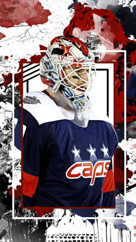 Braden Holtby Mobile Wallpaper   NHL Hockey Goalies Facebook 540x960