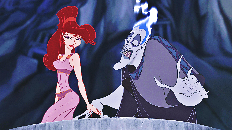 Walt Disney Screencaps   Megara Hades wallpaper photos 36481205 5760x3240
