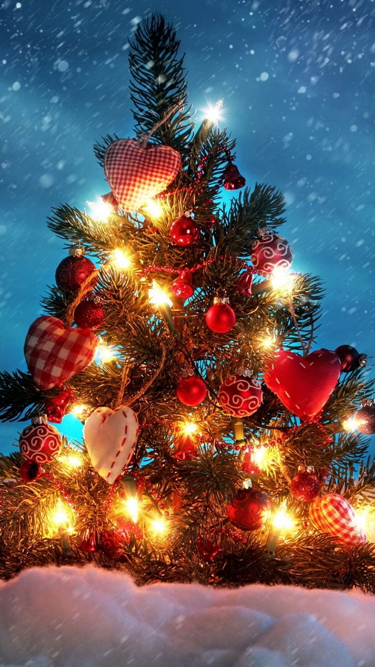 Christmas Backgrounds Iphone Wallpapers9 750x1334