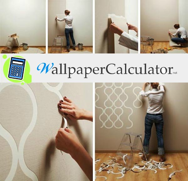 Easily estimate how much Wallpaper product you will need for the job 600x579