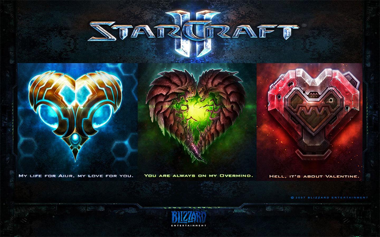 StarCraft 2 HD wallpaper StarCraft 2 wallpapers 1440x900