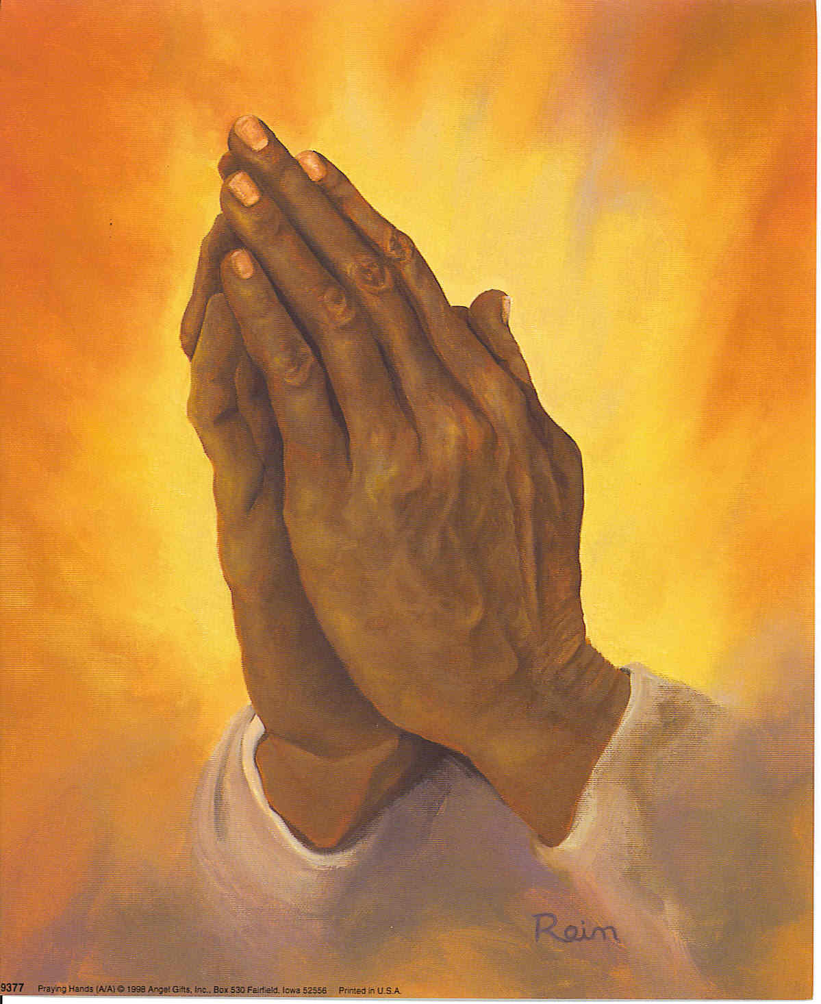 Praying Hands Wallpapers - WallpaperSafari