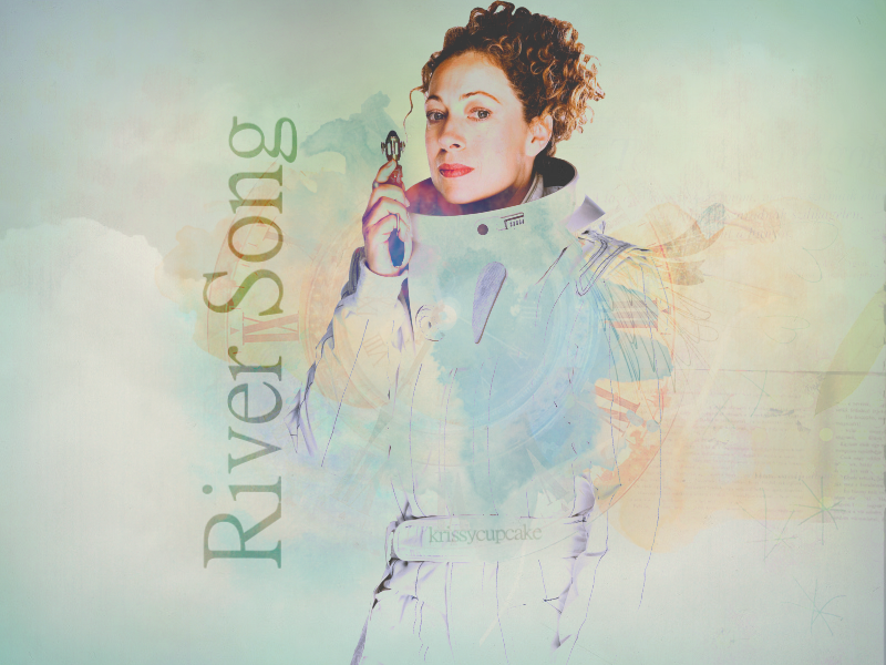 River Song Wallpaper by krissycupcake 800x600