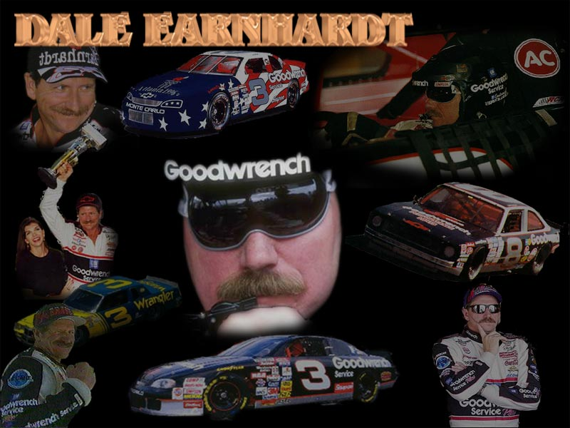 Wallpapers By Wicked Shadows Dale Earnhardt Sr Blackout: Dale Earnhardt Wallpaper And Screensavers