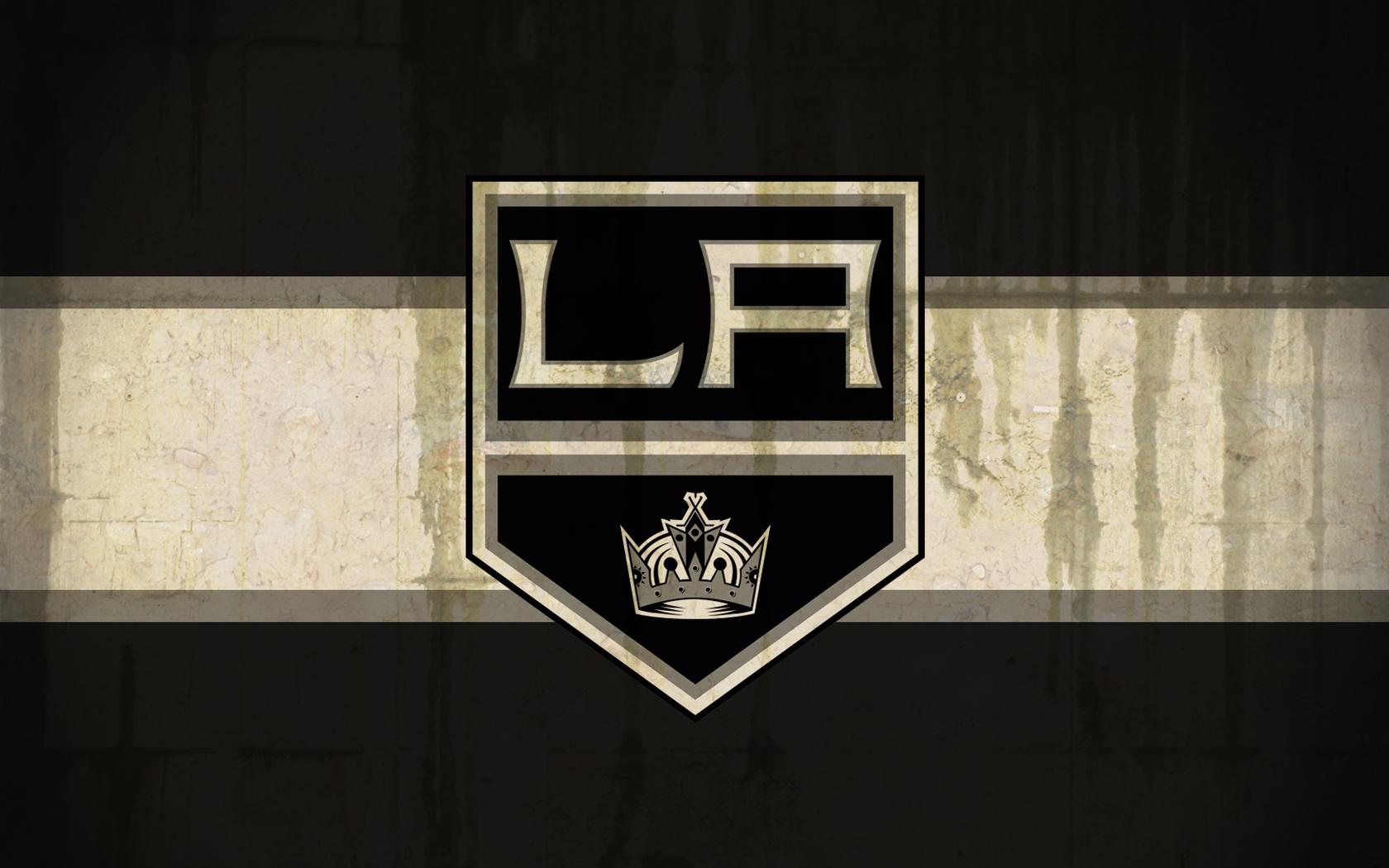 LA Kings logo wallpaper 19431 1680x1050
