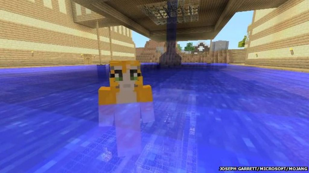 Could Minecraft make Stampy millions   BBC News 1024x576