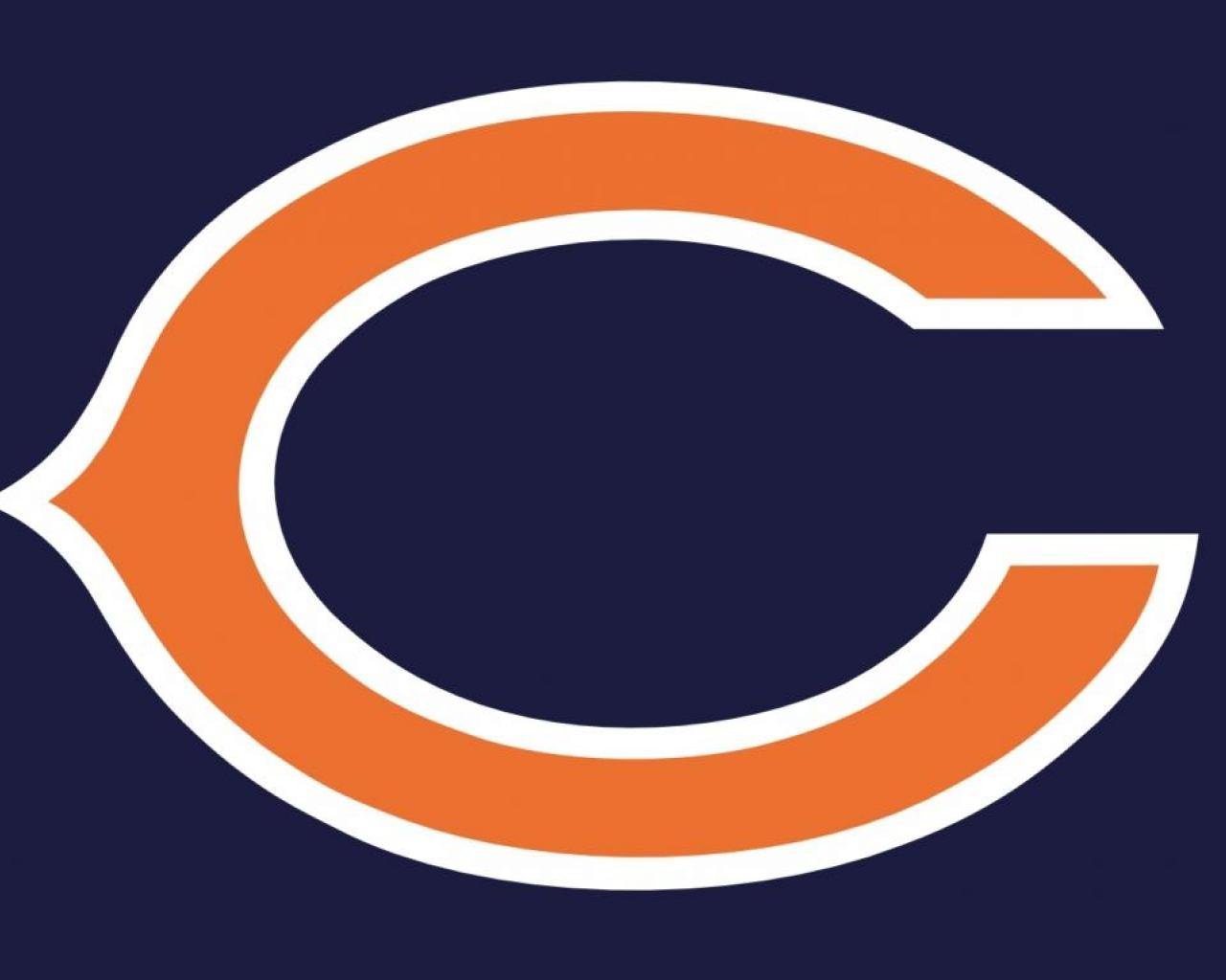 chicago bears logo wallpaper   80523   HQ Desktop Wallpapers 1280x1024