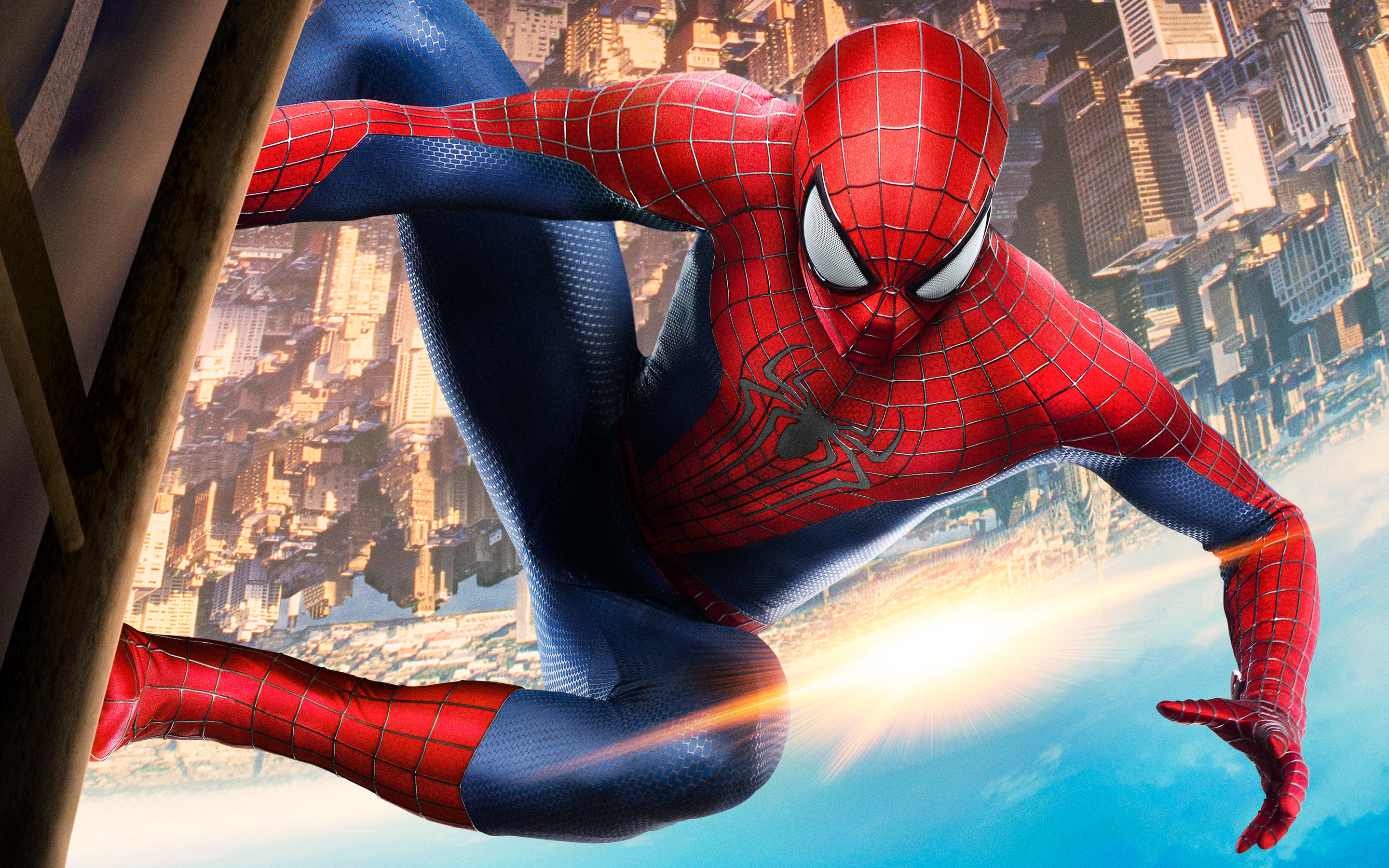 The Amazing Spider Man 2 New Wallpapers HD Wallpapers 2880x1800