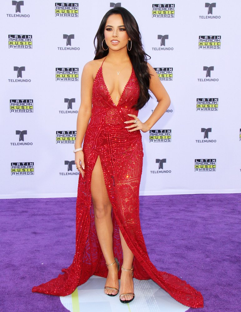 Becky G Picture 90   Latin American Music Awards 2017   Arrivals 772x1000