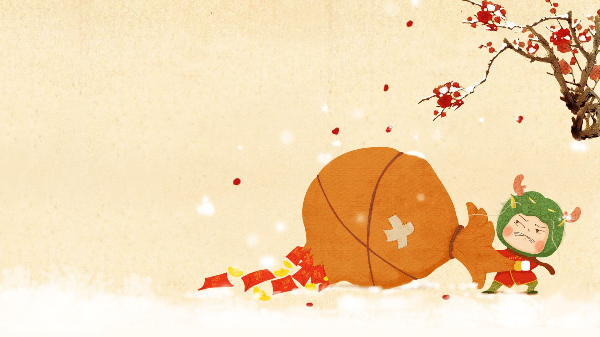 Chinese New Year Wallpapers HD Download 1920x1080