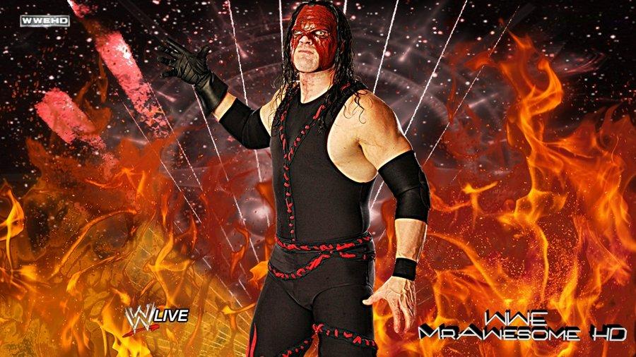 WWE Kane 2012 Background With Logo HD by MrAwesomeWWE on DeviantArt