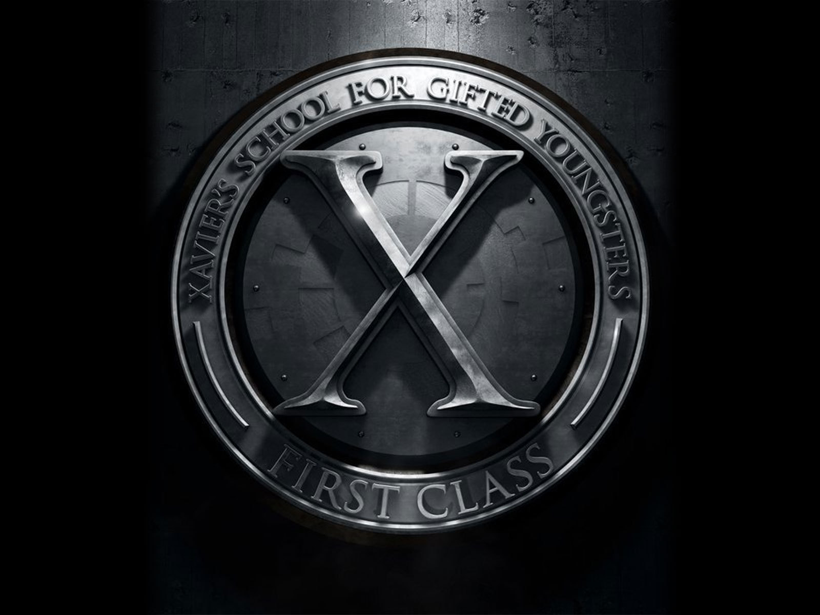 Men First Class Logo   X Men First Class Wallpaper 22778454 1600x1200