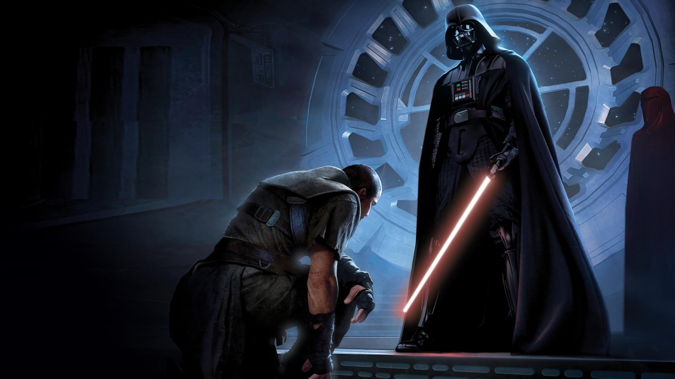 Star Wars Darth Vador Wallpapers HD Wallpapers 1366x768