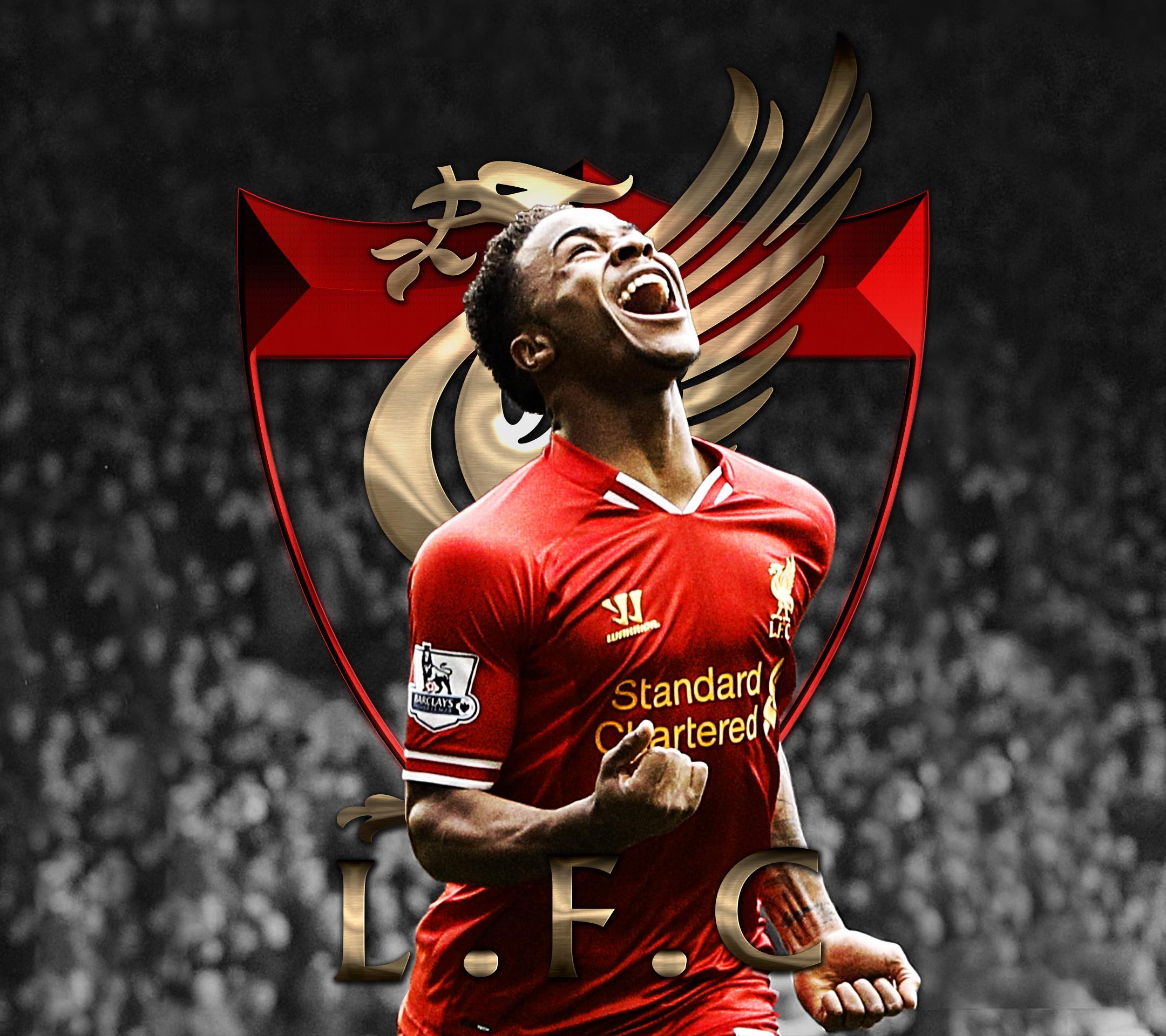 Liverpool Wallpaper: Wallpaper Logo Liverpool 2015
