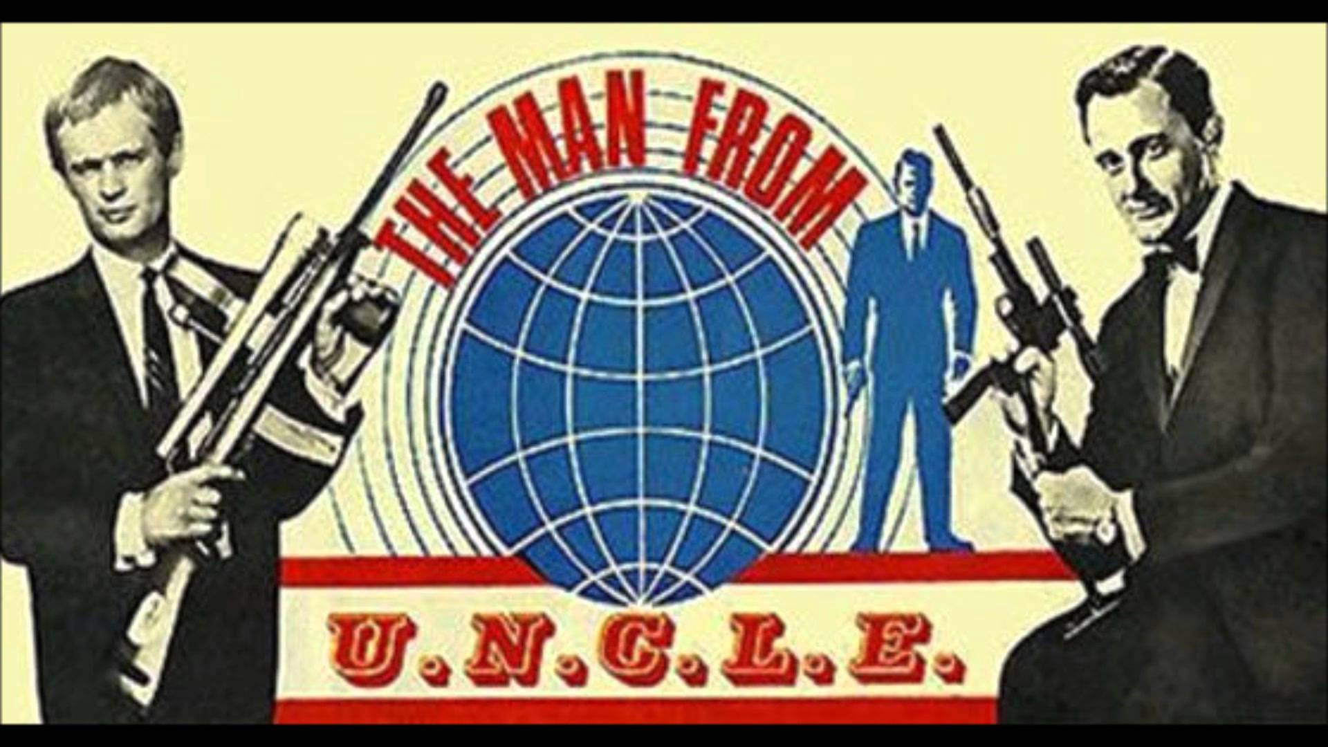 Man from Uncle Wallpaper 1920x1080