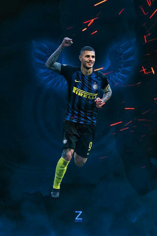 Mauro Icardi Wallpapers for Android   APK Download 640x960