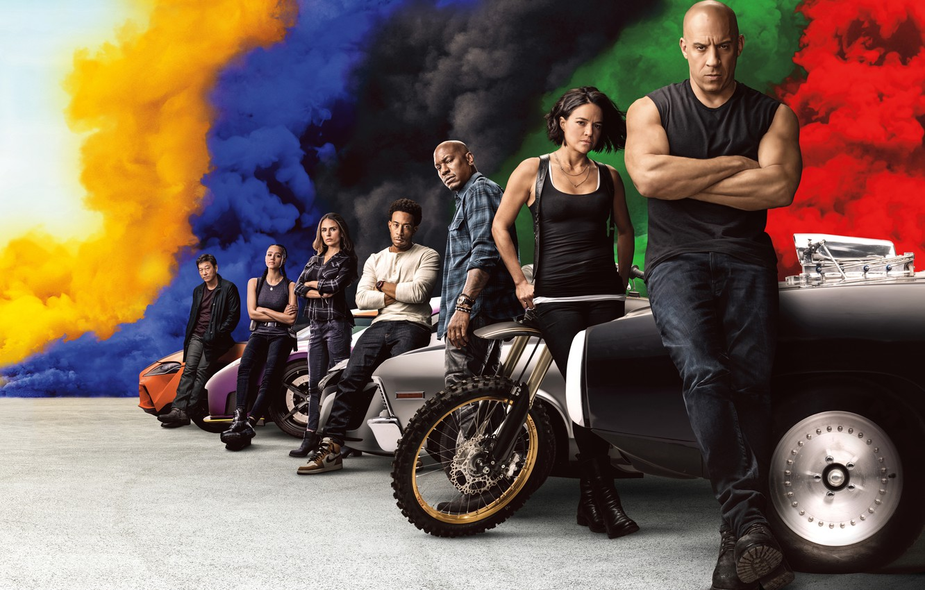 Wallpaper 2020 The fast and the furious 9 Fast Furious 9 Fast 1332x850