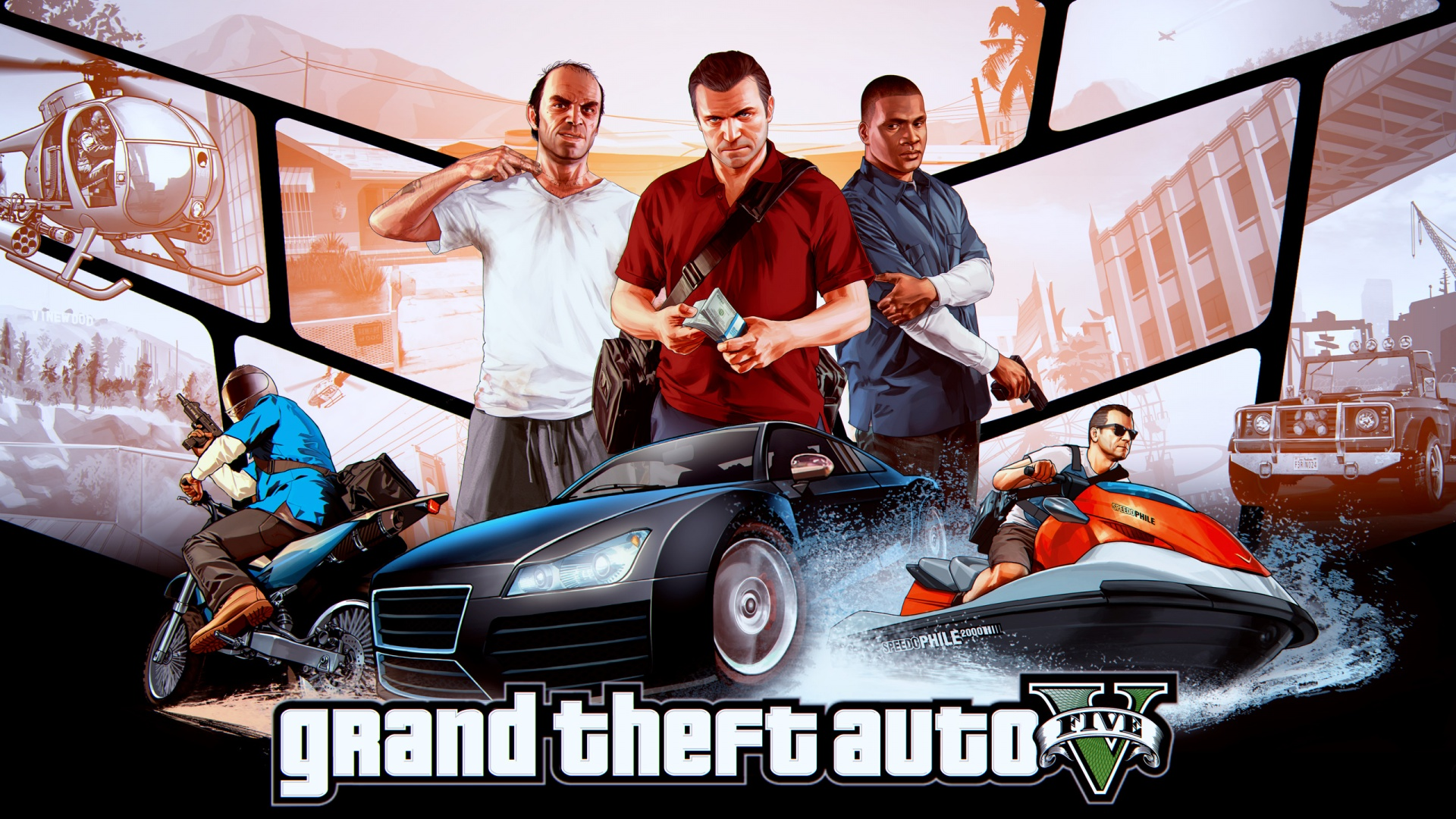 Free download Grand Theft Auto V Wallpapers HD Wallpapers ...