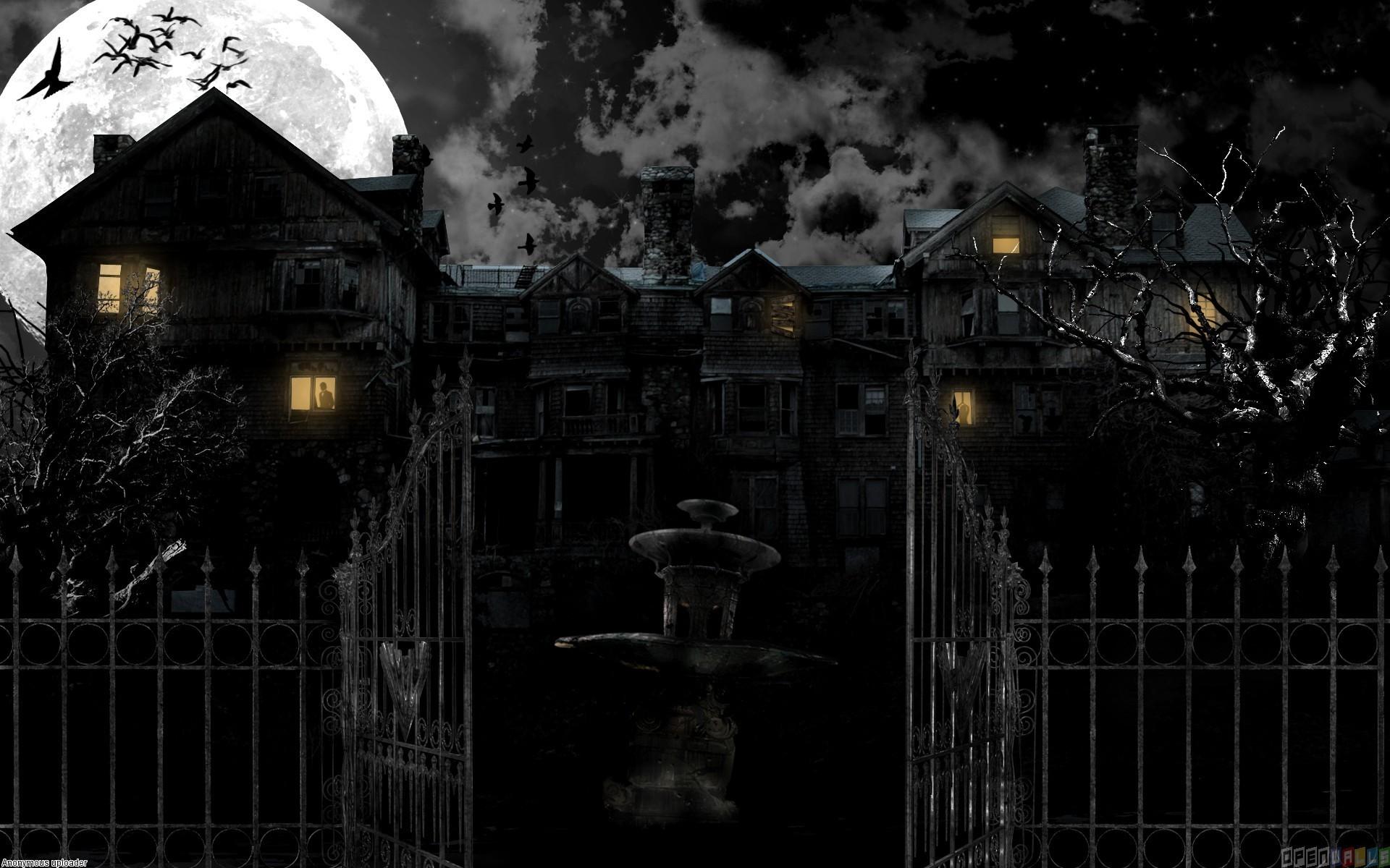 Haunted House wallpaper   356910 1920x1200