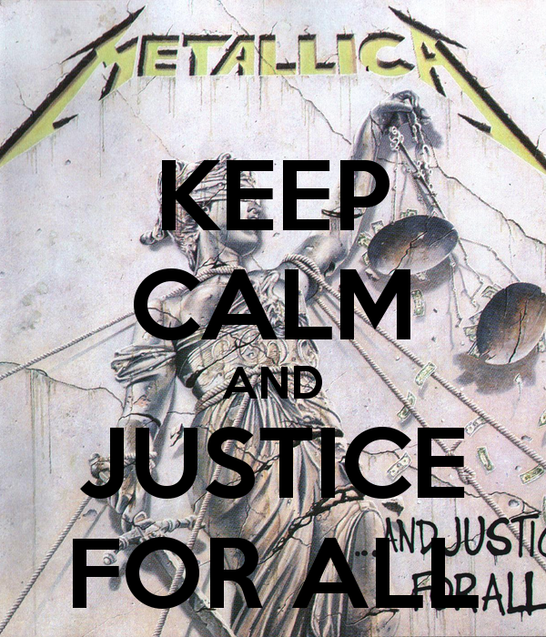 Go Back Gallery For And Justice For All Wallpaper 600x700