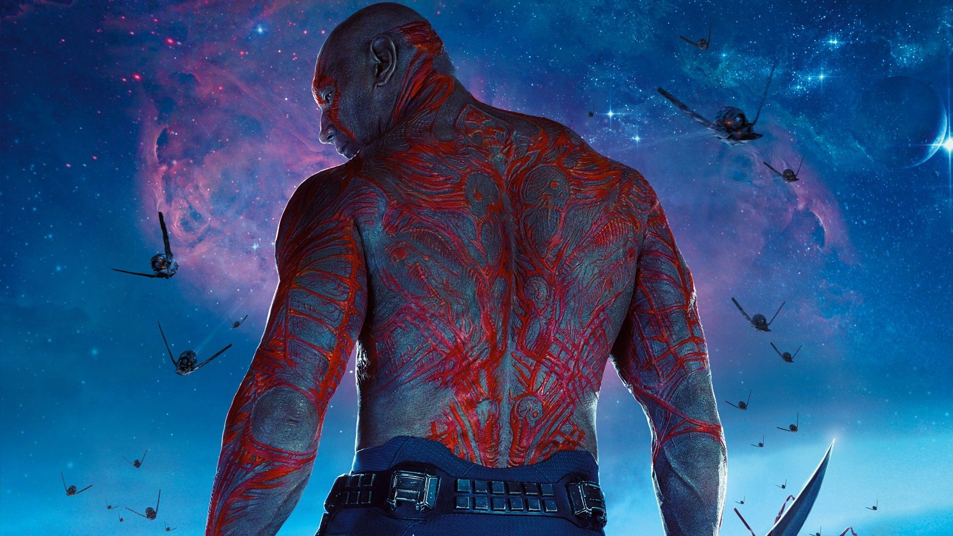 Drax the Destroyer   Guardians of the Galaxy wallpaper 34248 1920x1080