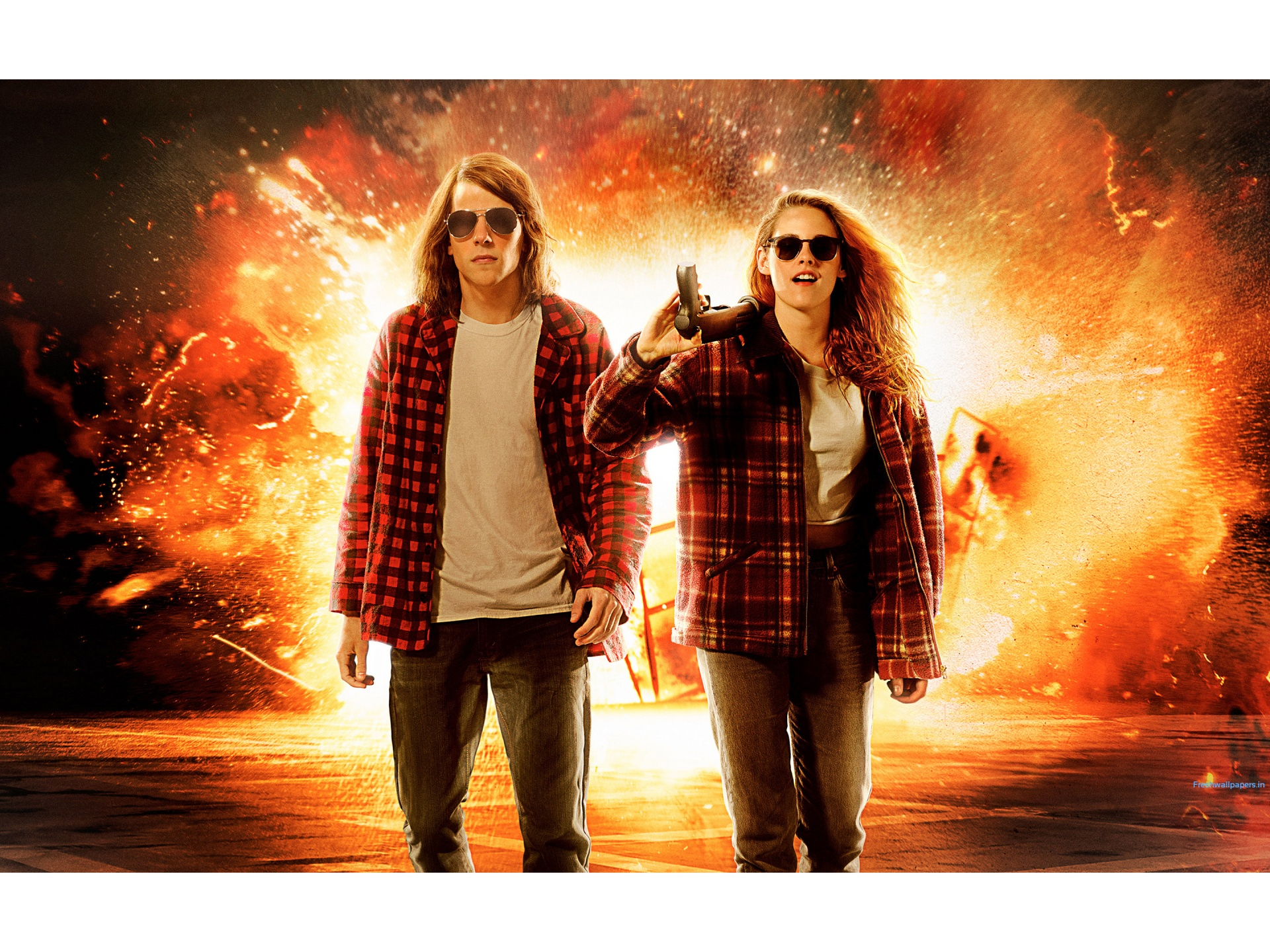 American Ultra Movie wallpapers 1920x1440
