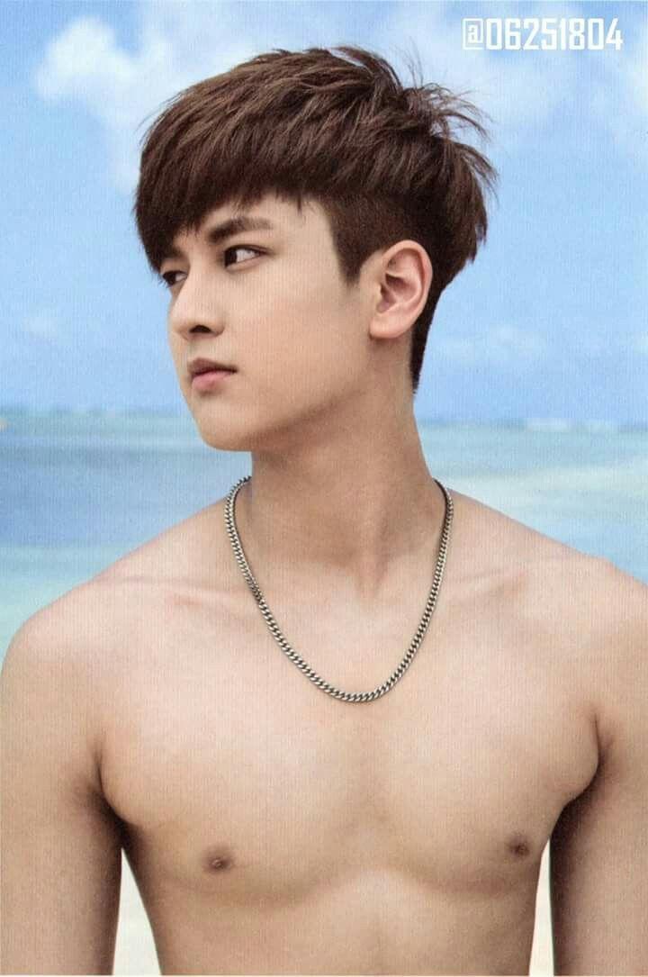 iKON Jung Chan woo seksi man 720x1085